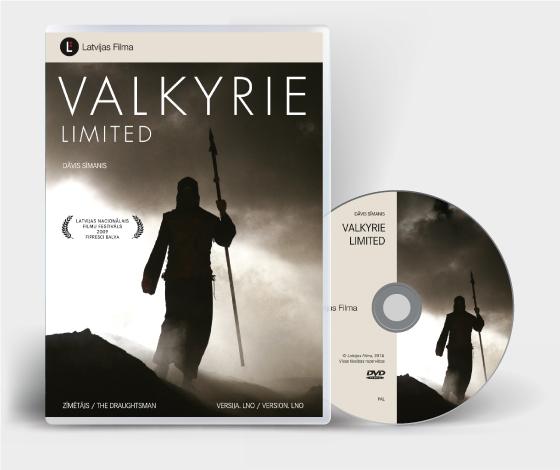 valkyrie limited vaks ar dvd
